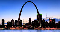 St. Louis Skyline – 2006