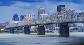 Louisville, KY Skyline