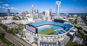 Charlotte, North Carolina Aerials 2015