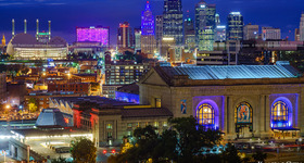 Downtown Kansas City – August 2016