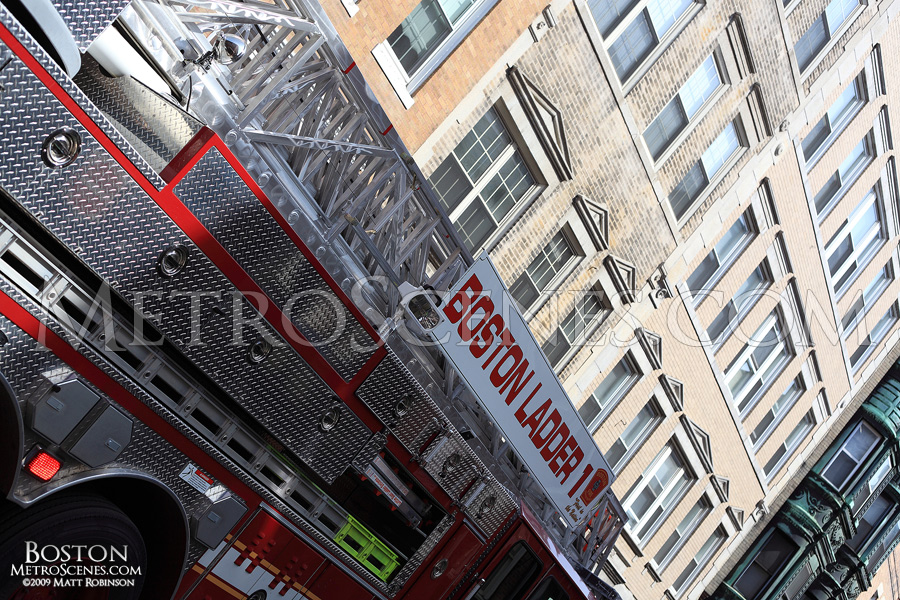 Boston Firetruck