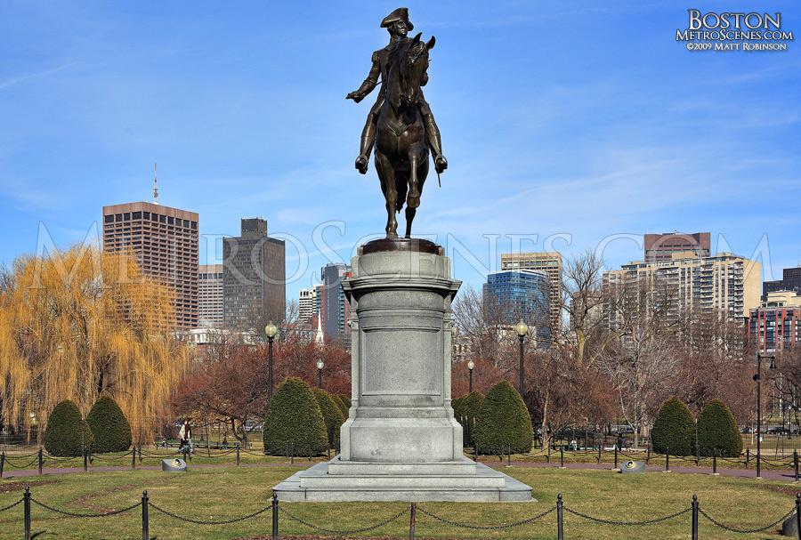George Washington Statute