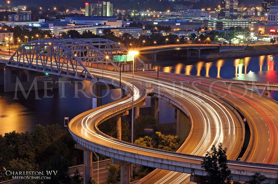 Oakwood Bridge Charleston, WV