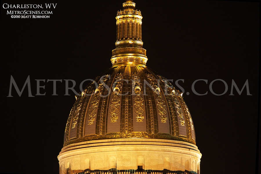 Detail of Capitol Dome