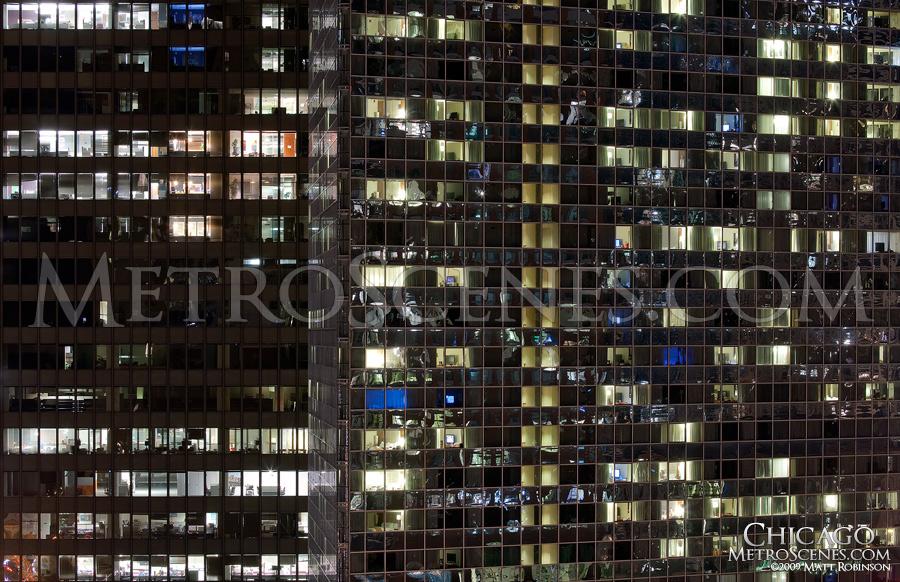 Windows of the city