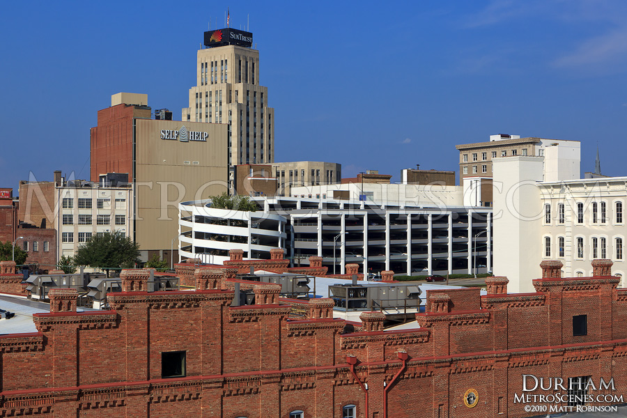 Downtown Durham, NC