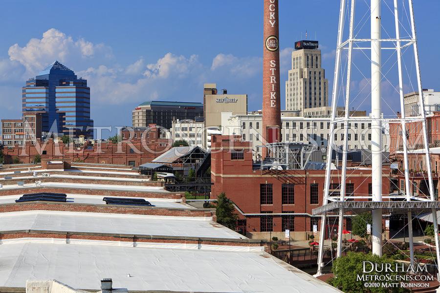 Center City Durham, North Carolina