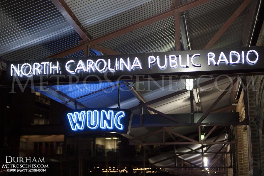 North Carolina Public Radio
