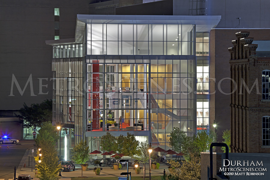 Durham Performing Arts Center - DPAC