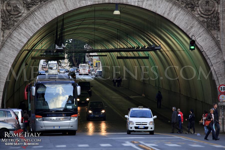 Roman Tunnel