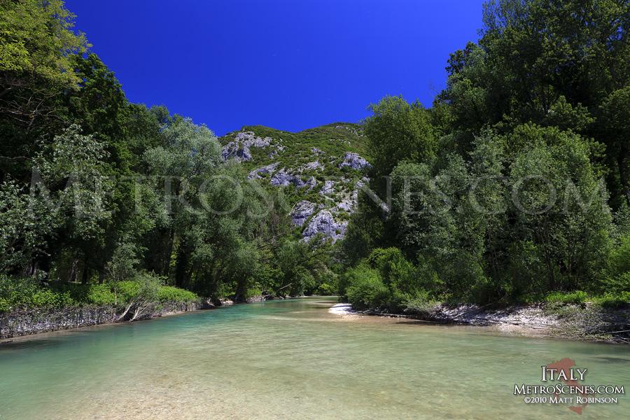 Nature Preserve outside of Forlo