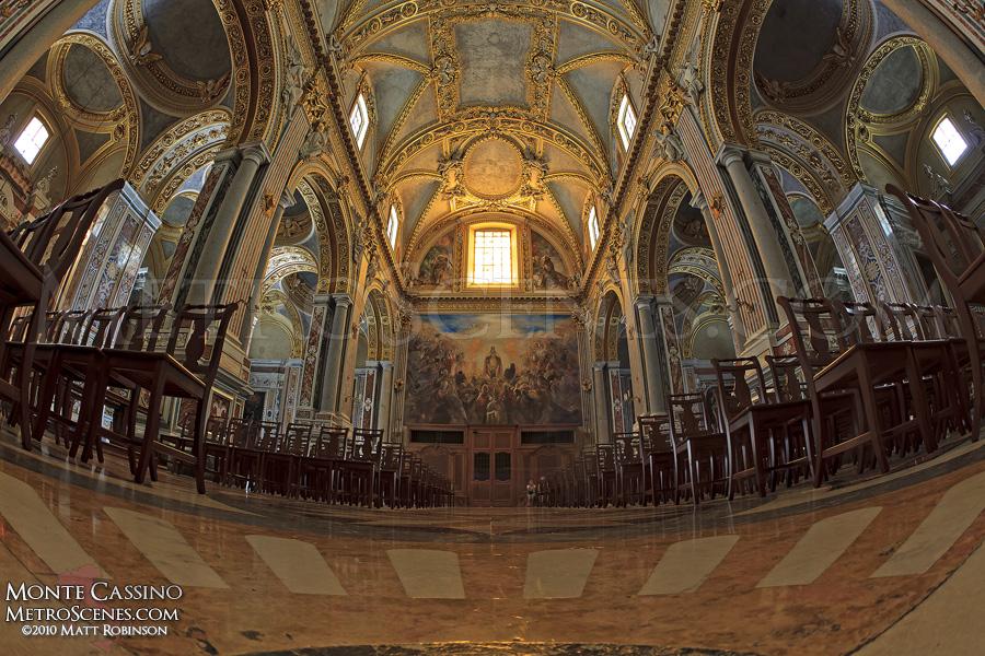 Abbey of Montecassino