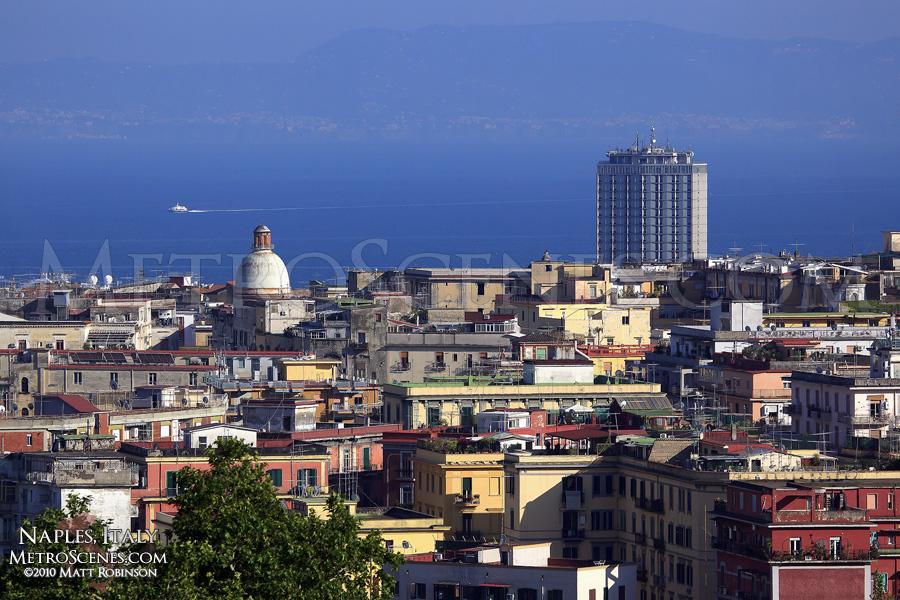 Waters of Naples