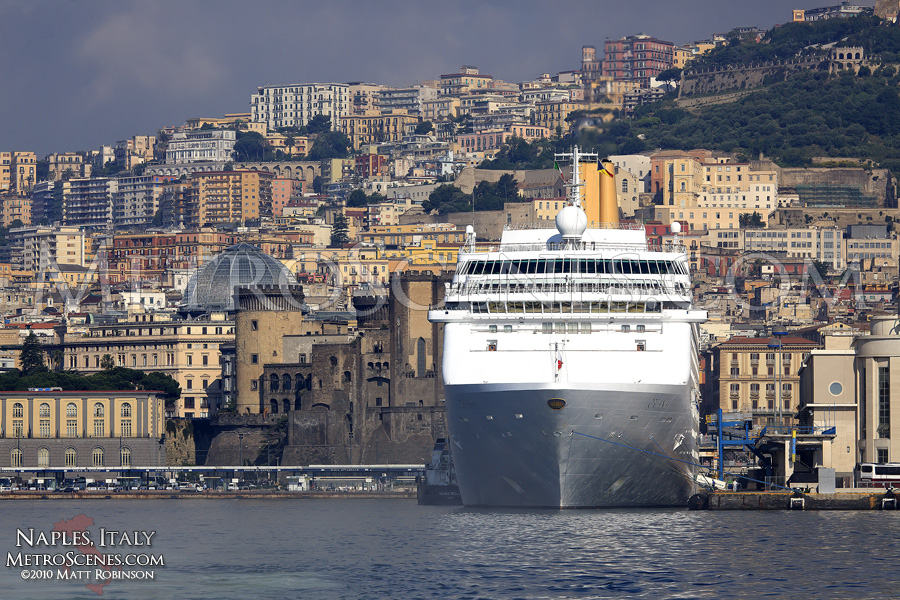 Port of Naples