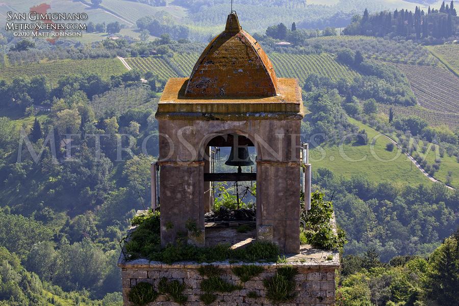 San Gimignano Belltower