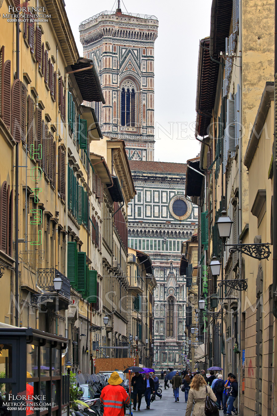 Streetviews in Florence