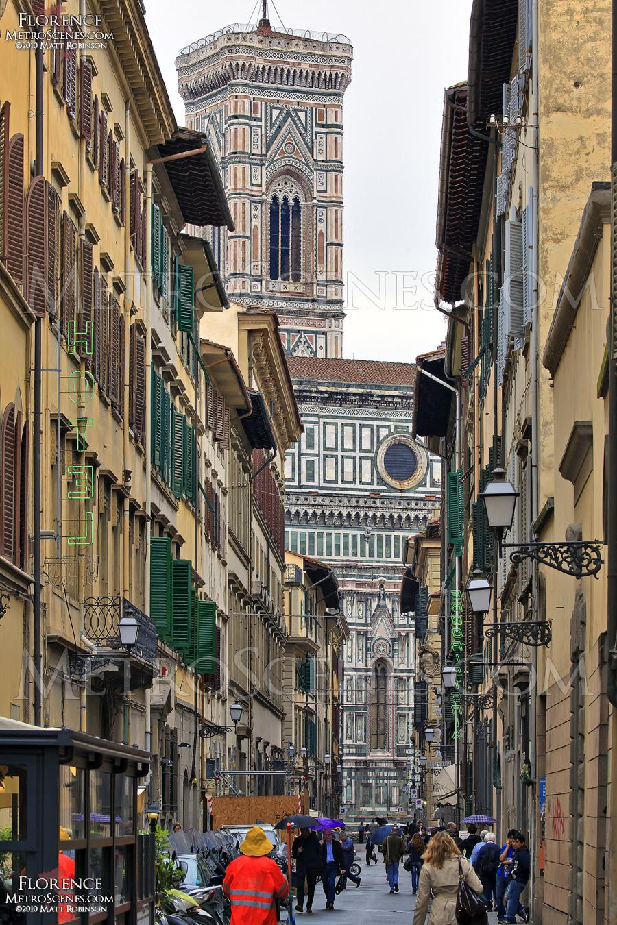 Streetviews in Florence