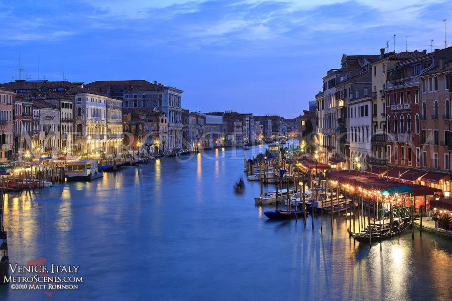 Evening in Venezia