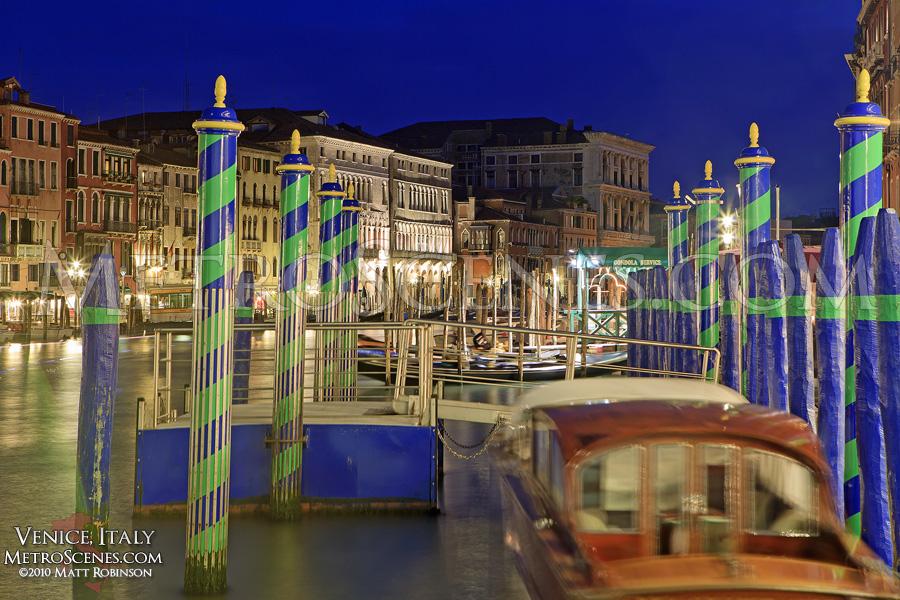 Magic Hour in Venice