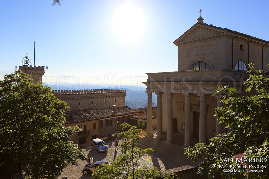 Late day San Marino