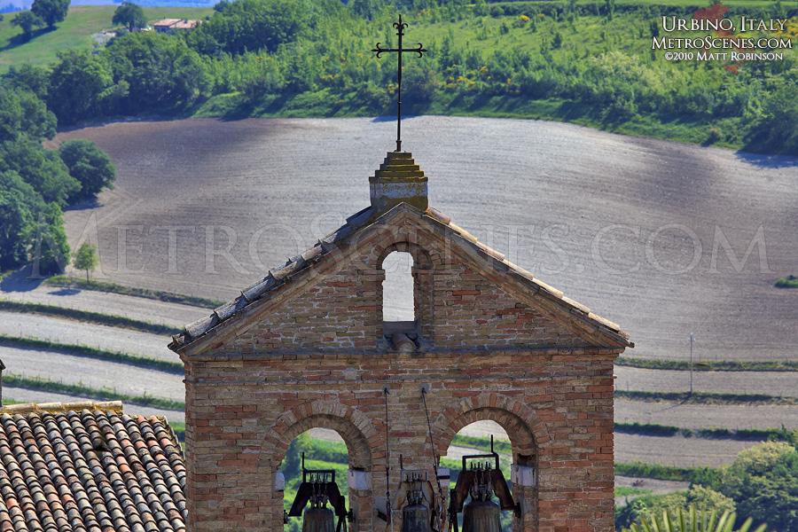 Belltowers and Farmland of Urbino