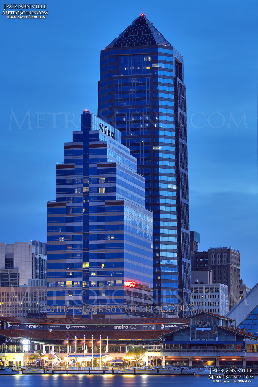 Bank of America Tower, Jacksonville, Fl
