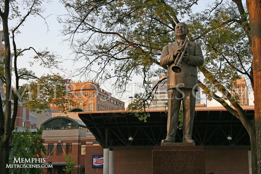 Statue Memphis