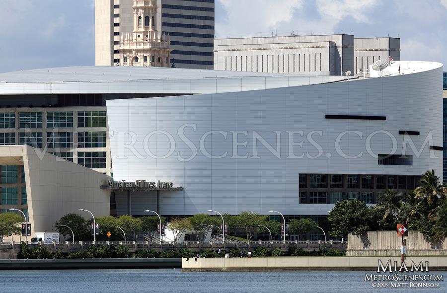 American Airlines Arena, Miami