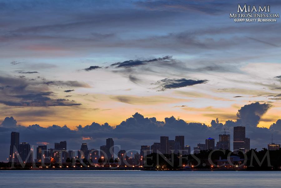 Evening Miami