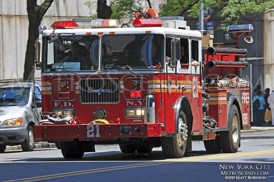 FDNY Engine 21
