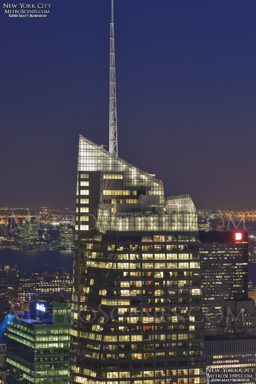 Bank of America Tower, New York