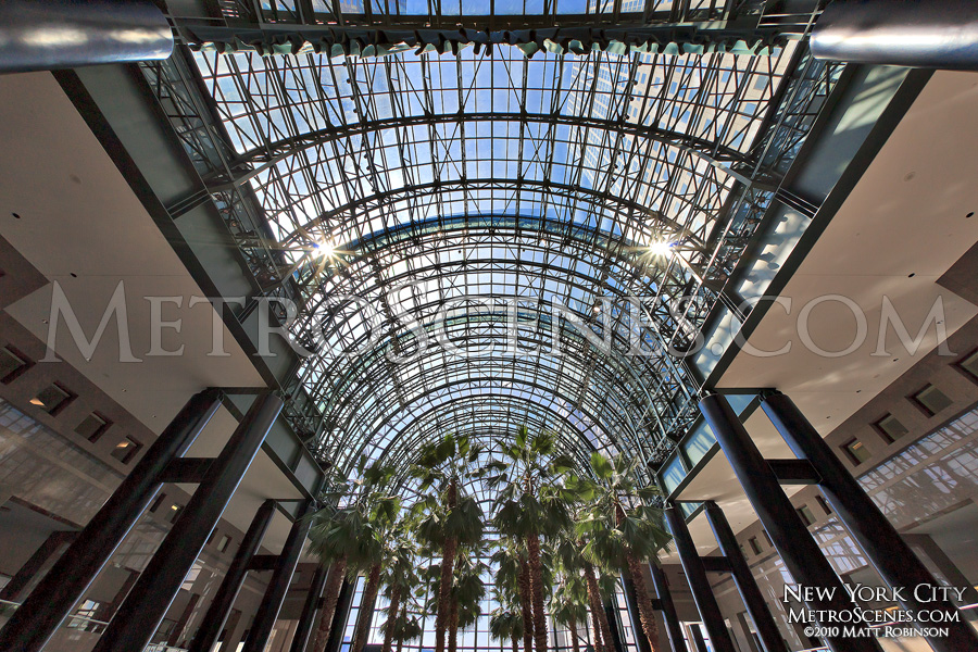 Wintergarden at World Financial Center