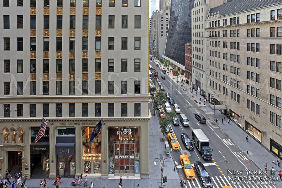 57th Street traffic