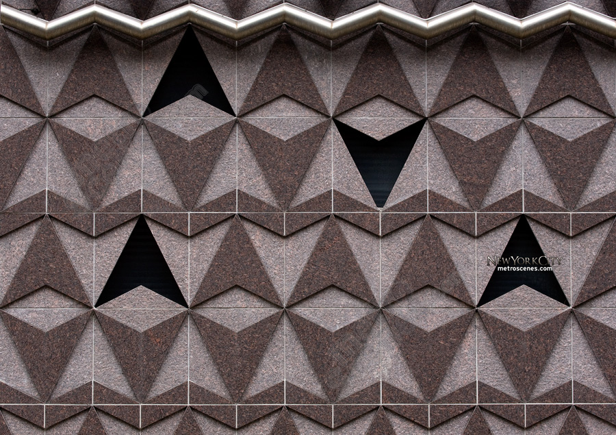 Triangular Facade.