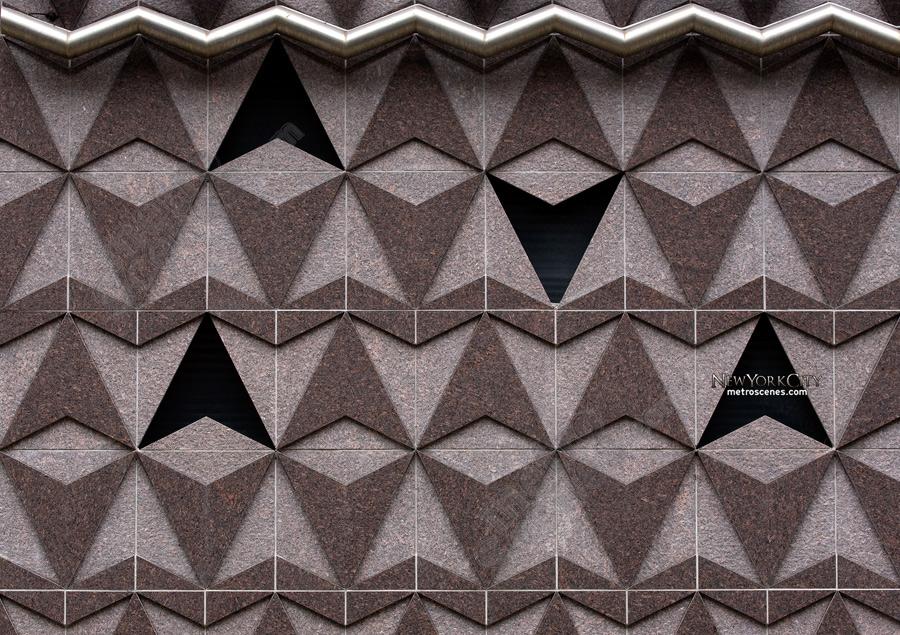Triangular Facade.