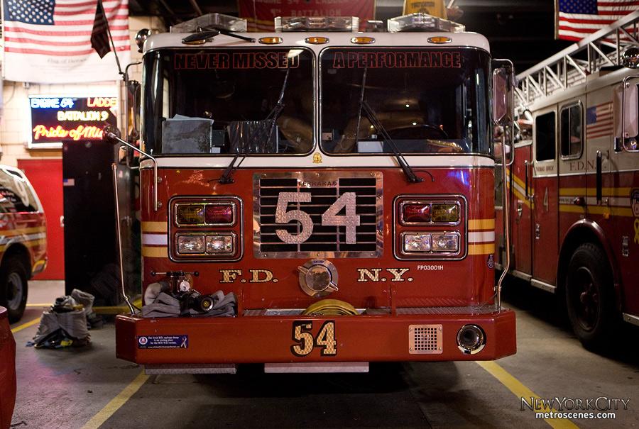 FDNY Engine 54.