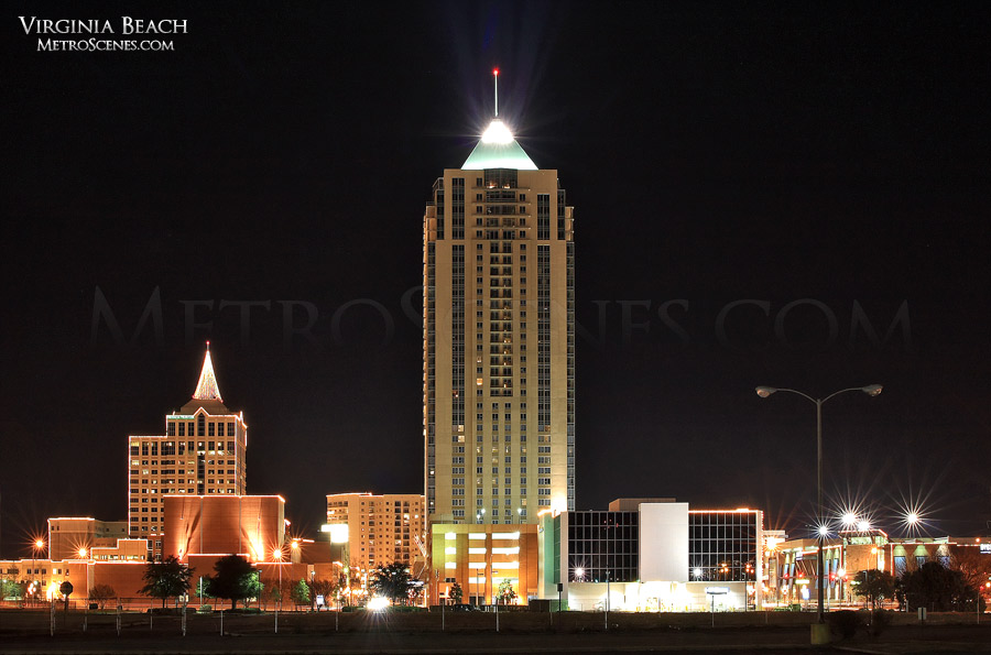 Norfolk And Virginia Beach Skyline Metroscenes City Urban Photography Prints By Matt Robinson Photos For