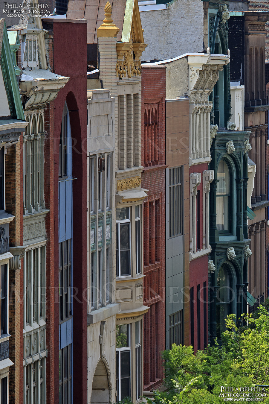 Philly Facades