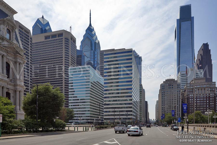 John F Kennedy Boulevard, Philadelphia, PA