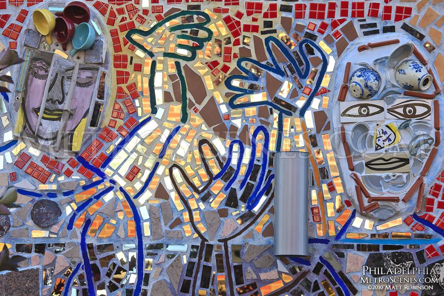 Philadelphia Mosaic