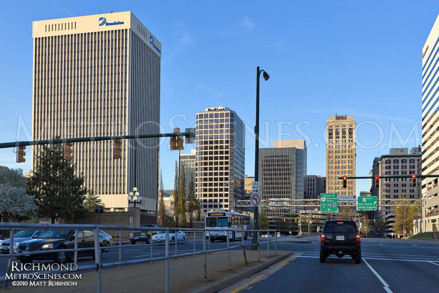 Downtown Richmond, Va