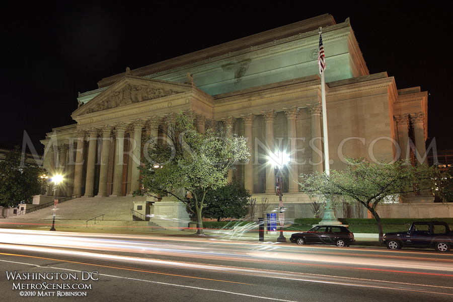 Archives of the United States of America