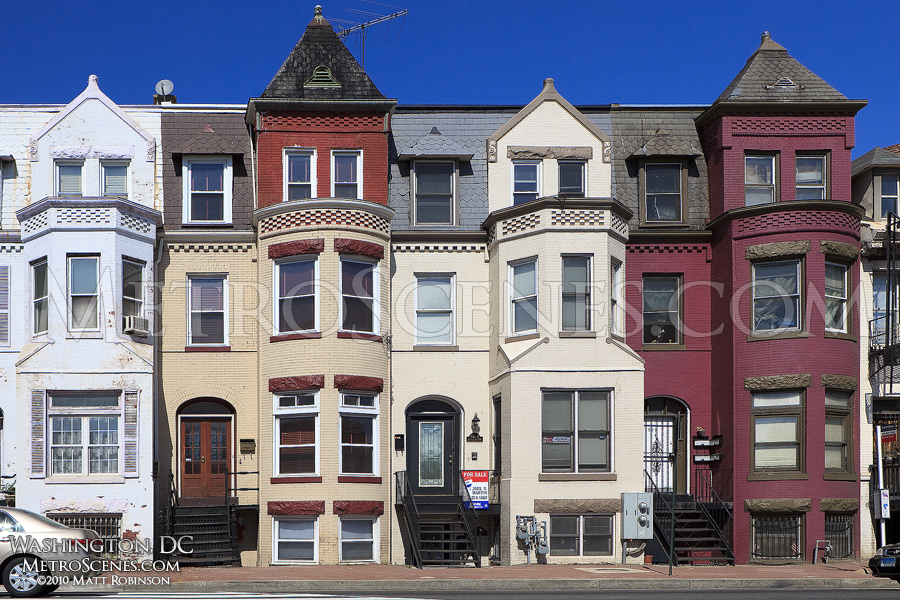 Washington DC Residential Homes