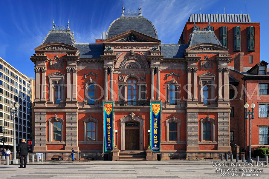 The Renwick Gallery, Washington, DC